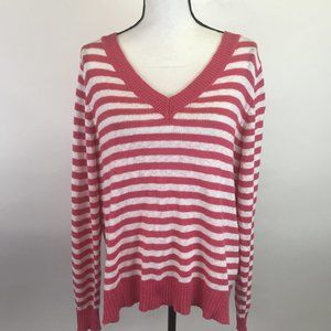 Maurices Striped Pullover Sweater XL